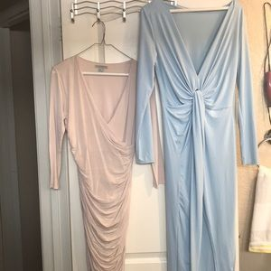 H&M going out dresses